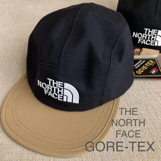 THE NORTH FACE - ノースフェイス 新品未使用 GORE-TEX キャップ 正規店購入 ケルプタン
