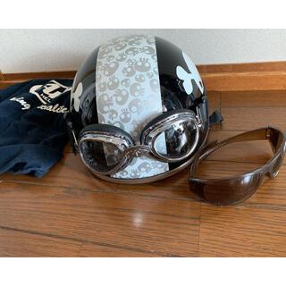 オージーケー(OGK)のバイクヘルメット 半キャップ 57〜59cm(ヘルメット/シールド)