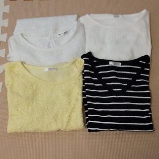 ハニーズ(HONEYS)のハニーズ まとめ売り4点(Lサイズ)(Tシャツ(半袖/袖なし))
