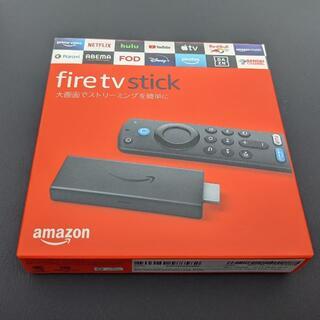 新品未開封 Fire TV Stick リモコン付属 第3世代 最新(その他)