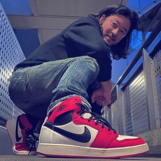 """ナイキ(NIKE)のAir Jordan 1 KO """"CHICAGO"""" 27.5cm(スニーカー)"""