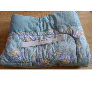 羊毛混肌掛布団 140×190 ダンボール梱包