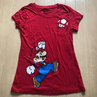 任天堂 - マリオ Tシャツ 120 任天堂 nintendo