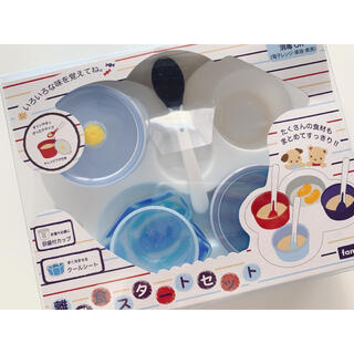 ファミリア(familiar)の新品 未使用 familiar 離乳食セット♡(離乳食器セット)