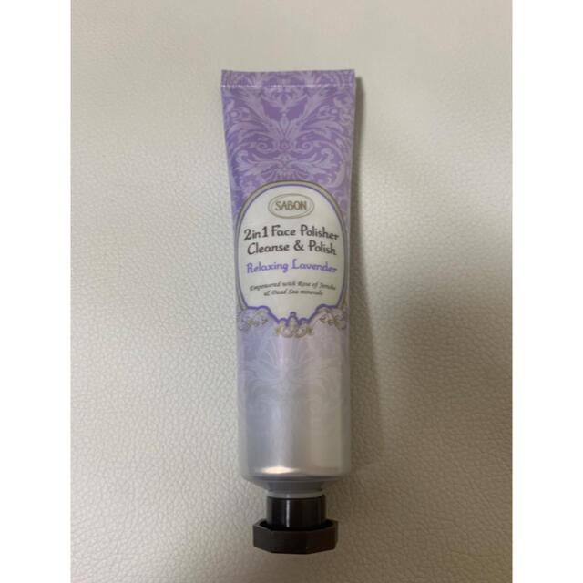 SABON(サボン)のSABON sabon サボン フェイスポリッシャー ラベンダー コスメ/美容のスキンケア/基礎化粧品(洗顔料)の商品写真