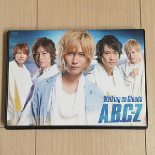 エービーシーズィー(A.B.C.-Z)のA.B.C-Z  Walking on Clouds〈初回限定盤〉(ミュージック)