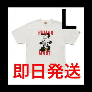 GDC - Tシャツ Girls Don't Cry x Human Made Lサイズ L