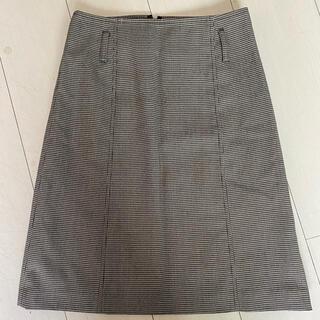 クイーンズコート(QUEENS COURT)のクィーンズコート Aラインスカート(ひざ丈スカート)