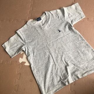 ラルフローレン(Ralph Lauren)のグレーTシャツ(Tシャツ/カットソー)