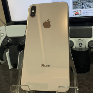 Apple - iPhone Xs max ゴールド simフリー 64GB 超美品