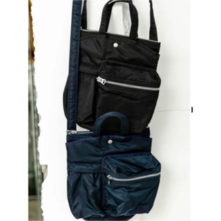sacai x porter Pocket Bag Large サカイ バッグ