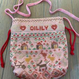 オイリリー(OILILY)のoililyキッズポシェット(ポシェット)