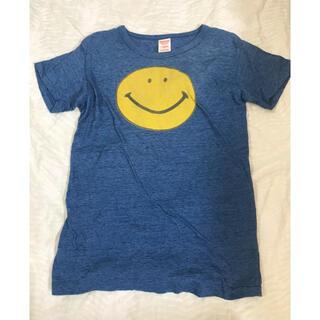 デニムダンガリー(DENIM DUNGAREE)のデニム&ダンガリー☆スマイルTシャツ(Tシャツ(半袖/袖なし))