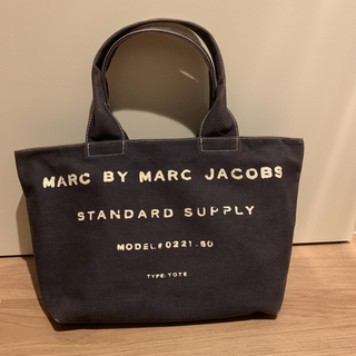 MARC BY MARC JACOBS - マークジェイコブス キャンバス トートバック