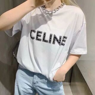 celine - 新品 celine tシャツ