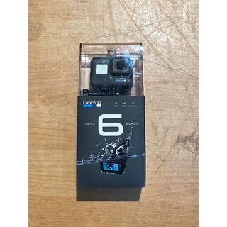 GoPro - 新品未使用 GoPro ウェアラブルカメラ HERO6 Black カメラ
