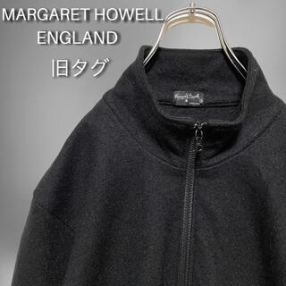 MARGARET HOWELL - 70's 80's 初期タグ MARGARET HOWELL フリース