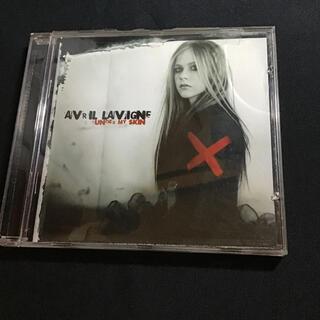 アヴリル・ラヴィーン UNDER MY SKIN Avril LAvigne