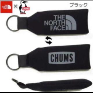 THE NORTH FACE - 【未開封新品】キーホルダー ノースフェイス×チャムス ブラック キーリング