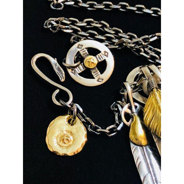 goro's(ゴローズ)の送料無料 大特価 ゴローズ キムタク 神セット 上金特大 先金特大 メンズのアクセサリー(ネックレス)の商品写真