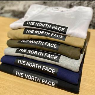 THE NORTH FACE - 【未開封新品】ノースフェイス Tシャツ ボックスロゴ 各種カラー 全サイズ対応