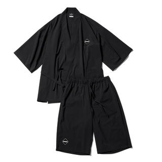 エフシーアールビー(F.C.R.B.)のF.C.Real Bristol JINBEI 甚平 M 黒 fcrb (その他)