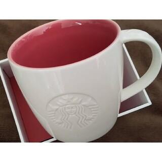 Starbucks Coffee - 【未使用】スタバ さくらマグカップ380ml