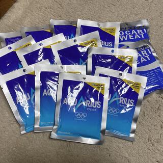 コカコーラ(コカ・コーラ)のやまティー様専用 アクエリアス 粉末 12袋 ポカリスエット 粉末 2袋(ソフトドリンク)