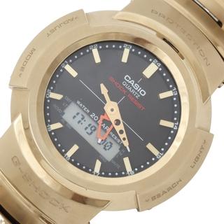 カシオ(CASIO)のカシオ CASIO Gショック 腕時計 メンズ【中古】(金属ベルト)