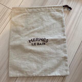 Hermes - エルメス le bain ルバン 巾着 ポーチ