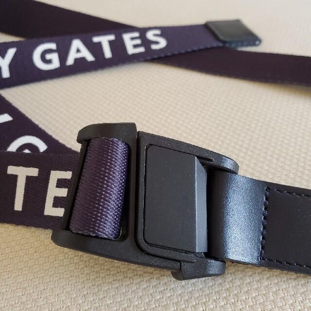 PEARLY GATES(パーリーゲイツ)のパーリーゲイツレディースベルト スポーツ/アウトドアのゴルフ(ウエア)の商品写真