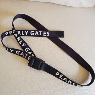 PEARLY GATES - パーリーゲイツレディースベルト