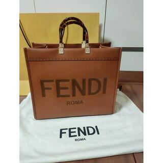 FENDI - fendiフェンディ 新作 サンシャイントートバッグ