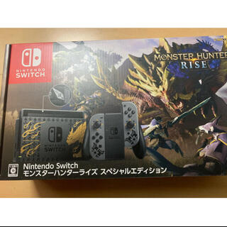 Nintendo Switch - 6台 Switch モンスターハンターライズ スペシャルエディション同梱版