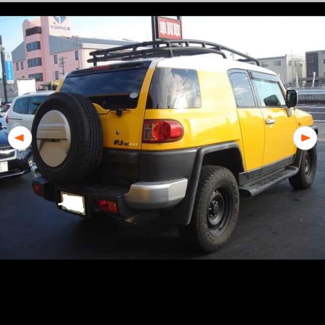 トヨタ(トヨタ)のFJクルーザー  価格は相談してください。 自動車/バイクの自動車(車体)の商品写真