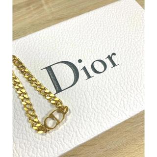 Dior - 新品 Diorチョーカーネックレス