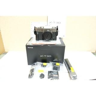 富士フイルム - 「極上品」 FUJIFILM X-T30 ボディーとXF18-55mm