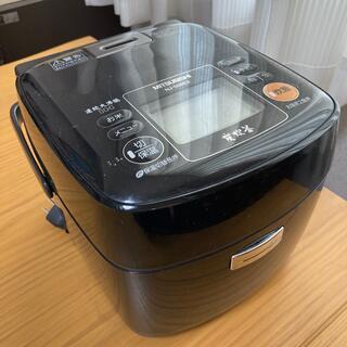 ミツビシデンキ(三菱電機)の炊飯器 3合炊き(炊飯器)