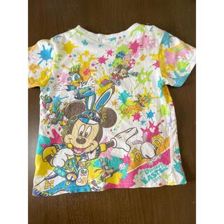 ディズニー(Disney)の値下げ✴︎ ディズニーリゾート限定 半袖Tシャツ うさぴよ イースター(Tシャツ/カットソー)