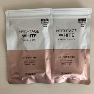 第一三共ヘルスケア - ブライトエイジホワイト(124錠)×2袋