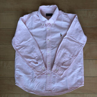 ラルフローレン(Ralph Lauren)の【値下げ】ラルフローレン シャツ 120(Tシャツ/カットソー)