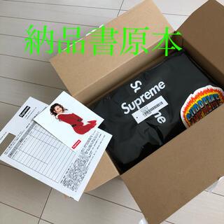 Supreme - supreme Cross Box Logo Tee Large 未開封
