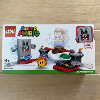 レゴ(Lego)のLEGO マリオ バッタン の マグマ チャレンジ 71364(知育玩具)