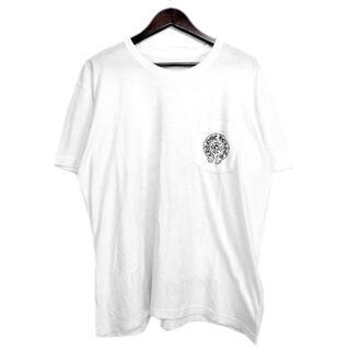 Chrome Hearts - クロムハーツ■ホノルル限定ホースシューバックプリントTシャツ