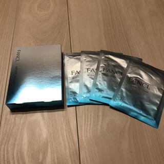 ファンケル(FANCL)の新品未使用♡ファンケル モイスチャライジングマスク10枚セット(パック/フェイスマスク)