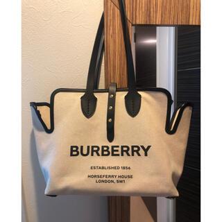 BURBERRY - バーバリー⭐︎キャンパスベルトバック