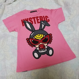 HYSTERIC MINI - ヒスミニ 90BIG Tシャツ バニー