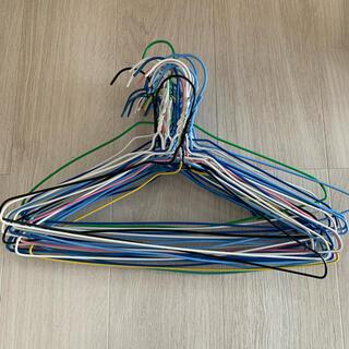 針金ハンガー(30本)(押し入れ収納/ハンガー)