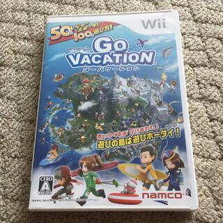 バンダイナムコエンターテインメント(BANDAI NAMCO Entertainment)のゴーバケーション Wii(家庭用ゲームソフト)