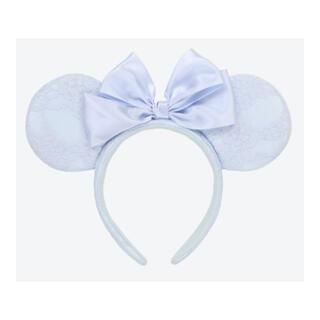 ディズニー(Disney)のブルーエバーアフター カチューシャ ミニーマウス(カチューシャ)